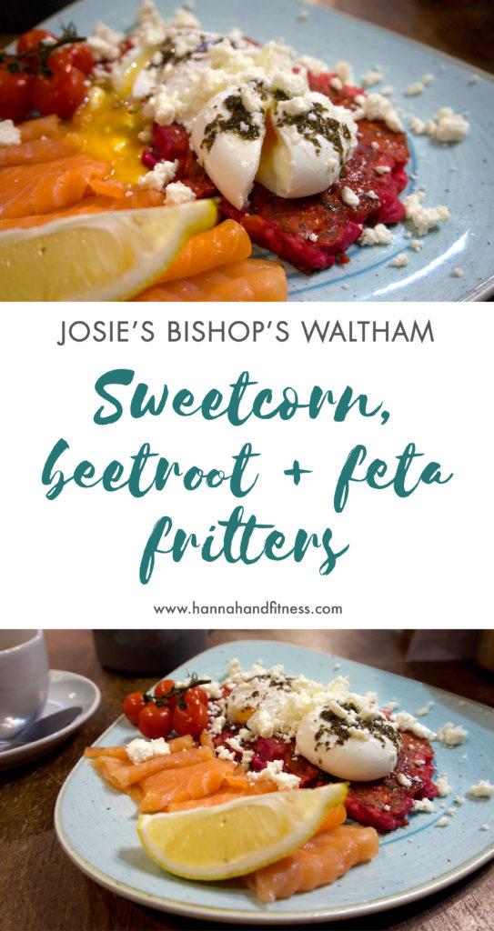 Josie's Bishop's Waltham Pinterest Image