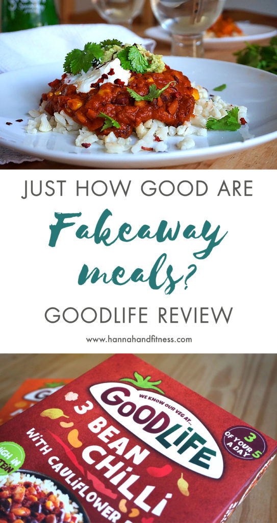 Just How Good Are Fakeaway Meals? Pinterest Image