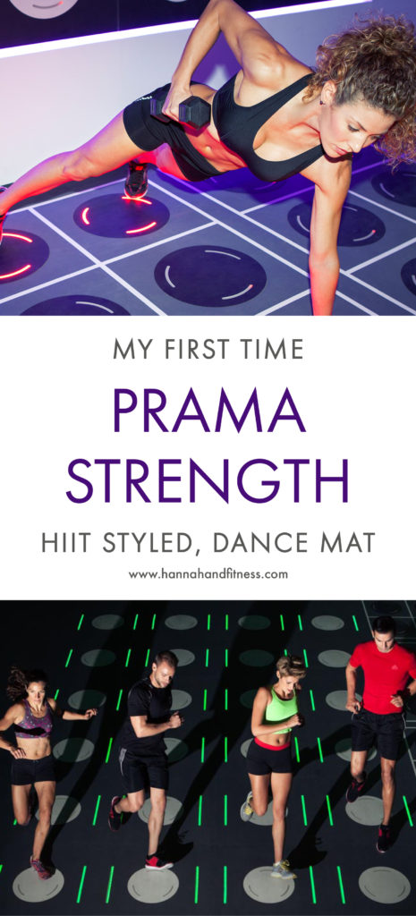 PRAMA Strength: My First Time. A new HIIT styled class introduced to David Lloyd. A fun, interactive, bright and loud dance mat styled workout. Think you've got what it takes to try a PRAMA class?