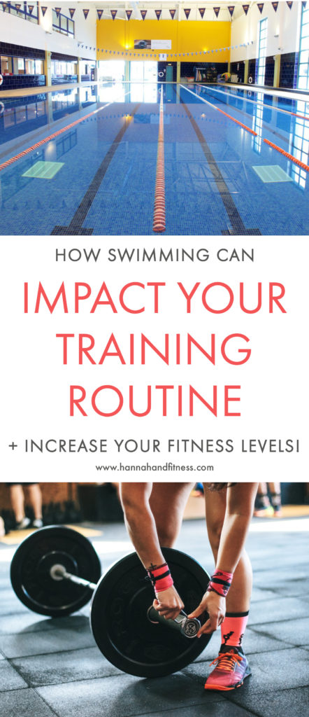 How incorporating swimming into your weekly training routine just once a week can massively benefit your overall endurance and fitness levels! Read all about swimming's fitness benefits here.